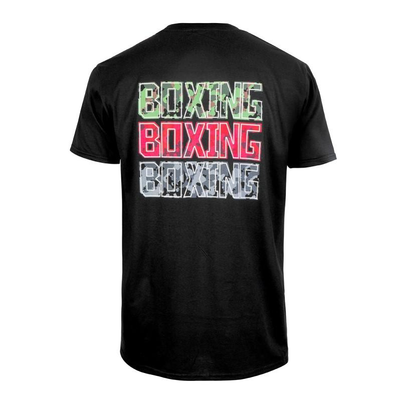 Tee-shirt Boxing. Repeat