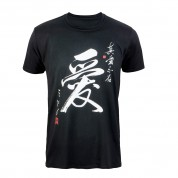 Camiseta Budo. Love