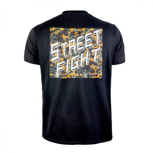 Camiseta Street Fight. Pride