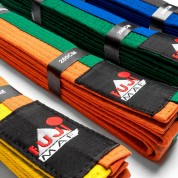 Bicolor Martial Arts Belt
