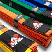 Cinturon Artes Marciales Bicolor