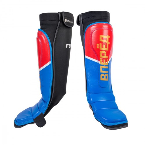 Sparring Shin&Instep Guards QS