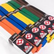 Cinturon Kyokushin Bicolor