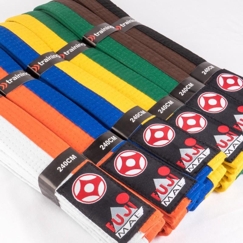 Bicolor Kyokushin Belt
