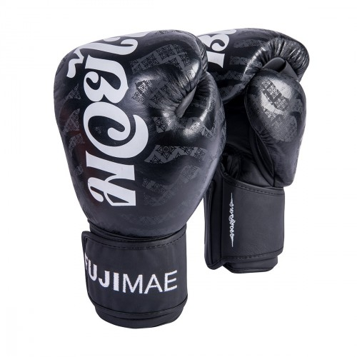 SakYant Leather Boxing Gloves