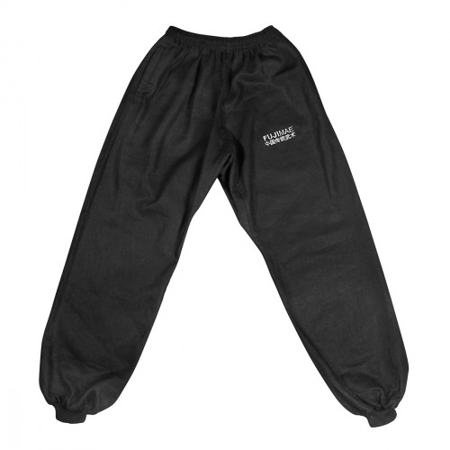 Linen Kung Fu Pants