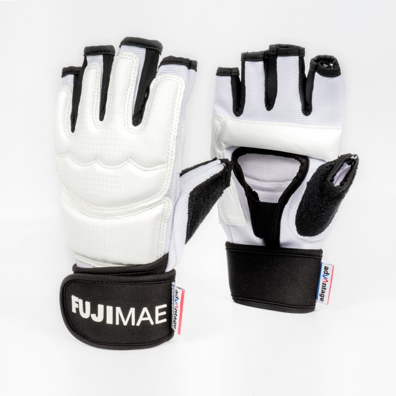 Tae Kwon Do Protectors. White Glove