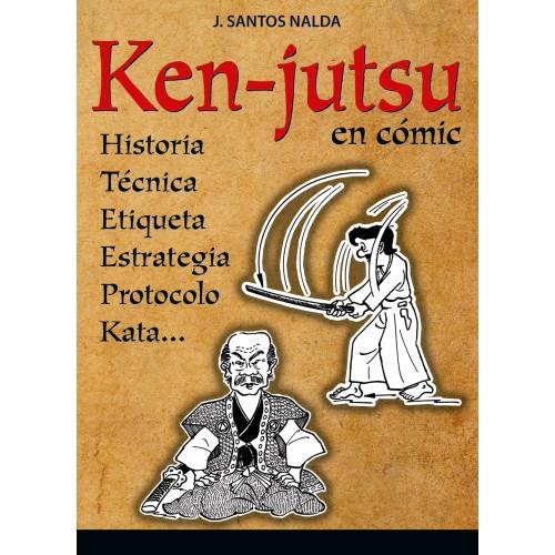 LIBRO : Ken-jutsu (en Comic)