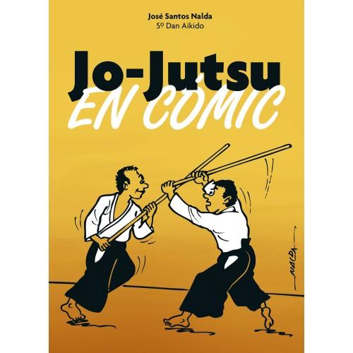 LIBRO : Jo-Jutsu (en Comic)