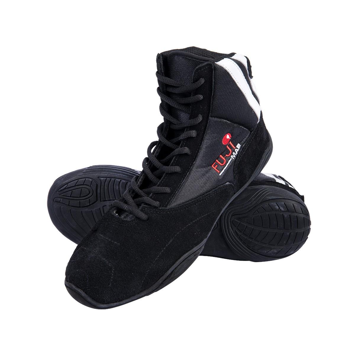 82d7002eea87 French Boxing Boots. Nylon Velvety