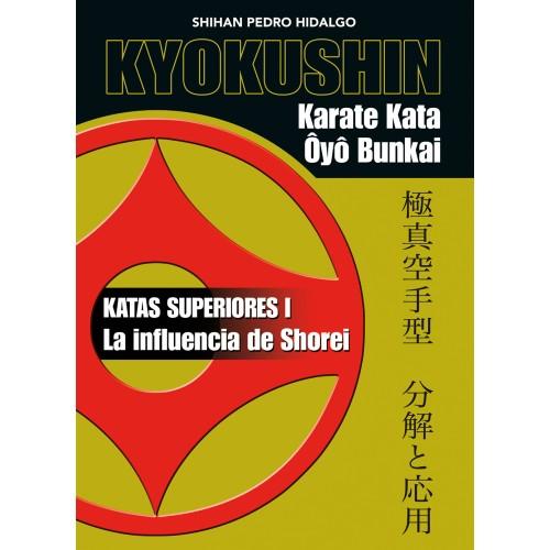 LIBRO : Kyokushin Karate Kata Oyo Bunkai (Katas superiores I)