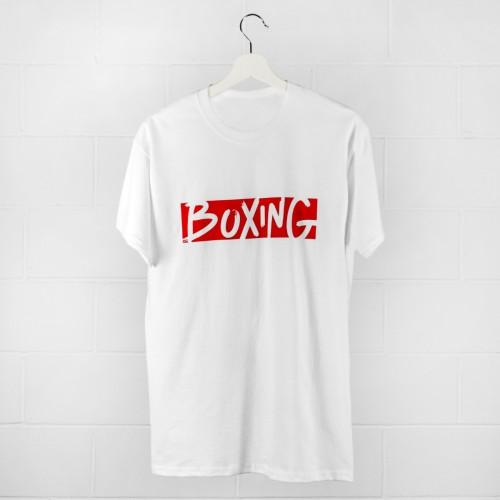 Tee-Shirt Boxe