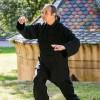 Chaqueta Kung Fu Lino