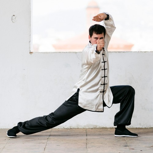 Liú Tai Chi Uniform
