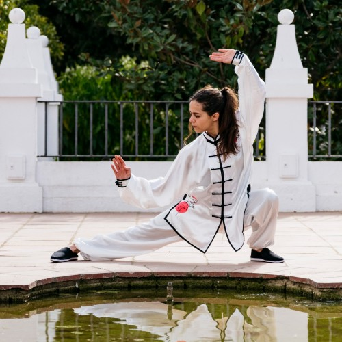 Liú Women's Tai Chi Uniform
