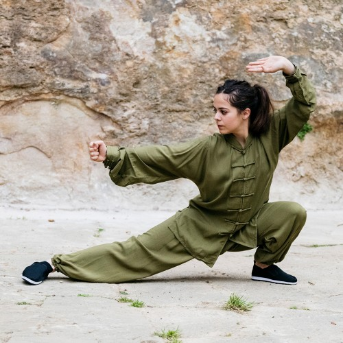 Qïng Tai Chi Uniform