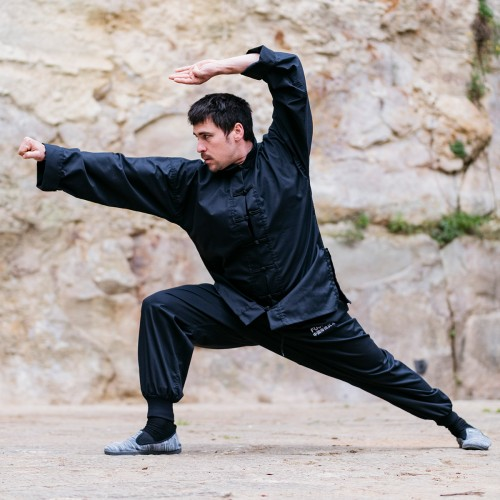 Tenue Kung Fu Training