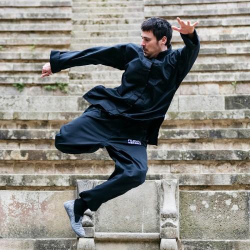 Uniforme Kung Fu Training