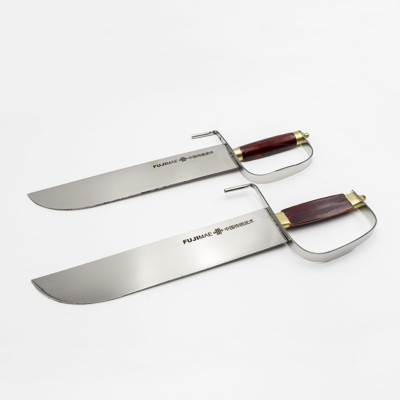 Chrome Steel Butterfly Knives