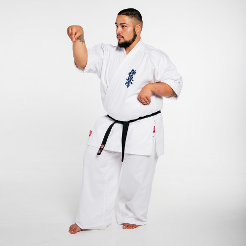 Training Kyokushin Karate Gi