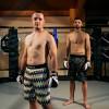 ProWear Lite MMA Shorts CR
