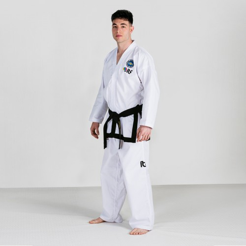 Dobok ITF Approved Training Lite Black Belt