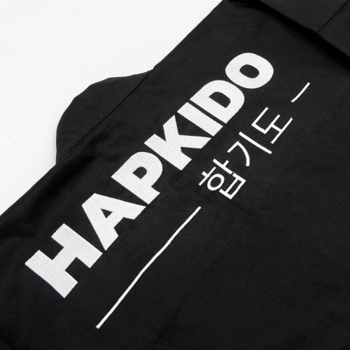 Dobok Hapkido Training