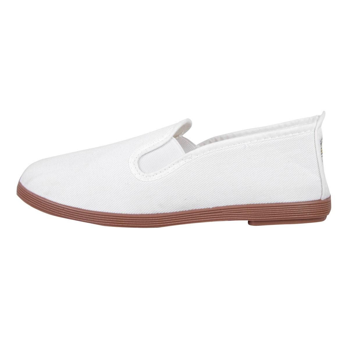 Fuji Mae Zapatilla para Wu Shu color blanco