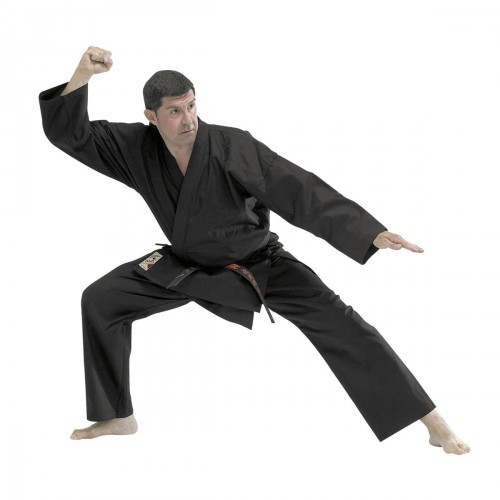 Karate Gi. Kenpo. Training