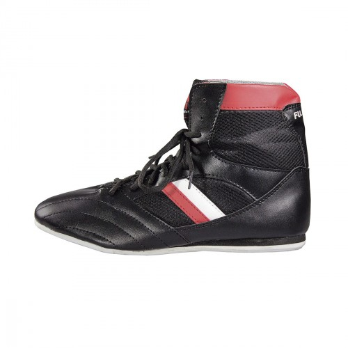 Chaussures Boxe. Mid-Top