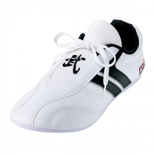 Children Taekwondo Shoes. White.