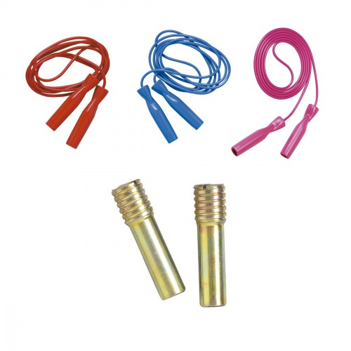 Two weights set for skipping ropes