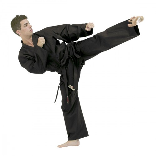 Hapkido Uniform. Black