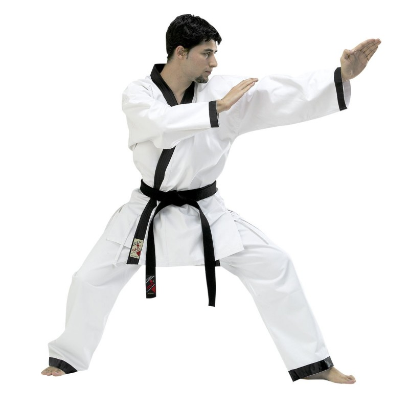 Tenue de Hapkido. Traditionnelle