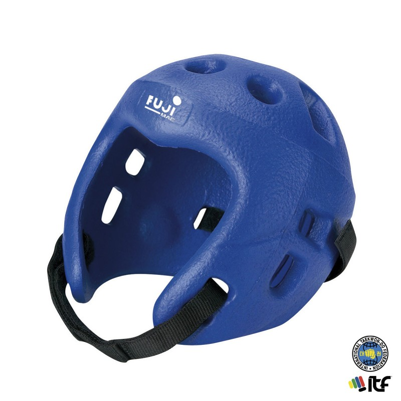Casque. Rubber Shock. ITF Approved