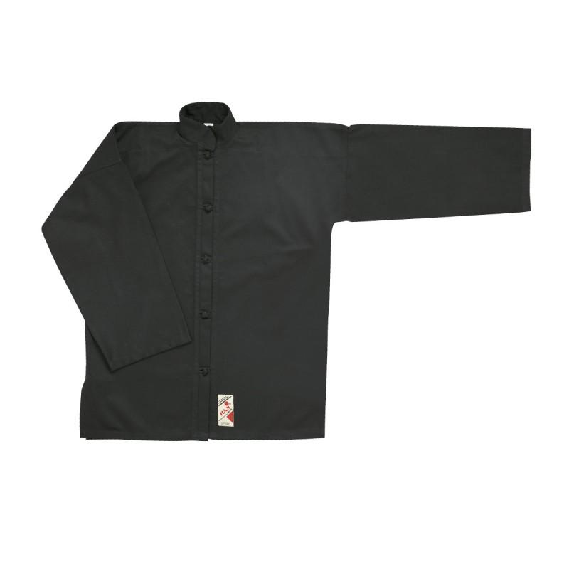 Kung Fu Jacket. Black