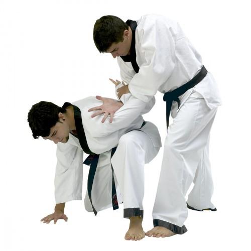 Hapkido Uniform. Cotton Pearl Weave