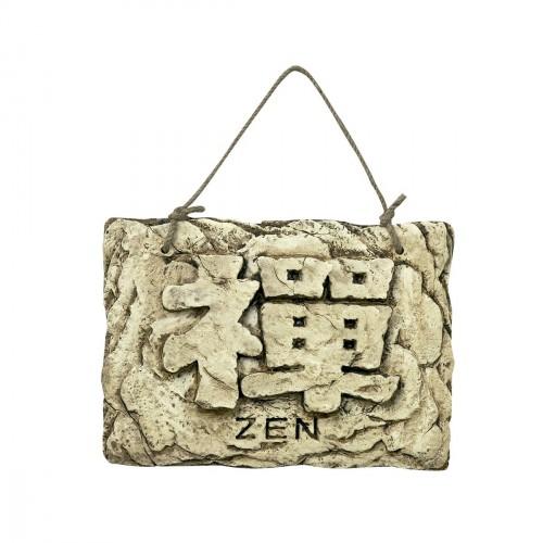 Grabado Pared Zen