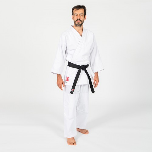 Training Aikido Gi