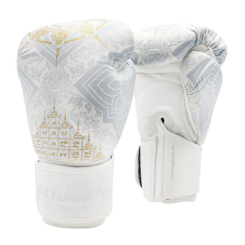 SakYant II Leather Boxing Gloves