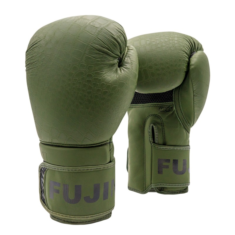 Guantes Boxeo Radikal 3.0 Piel QS