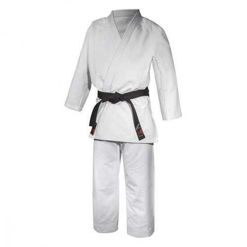 Judo Gi. Training. White