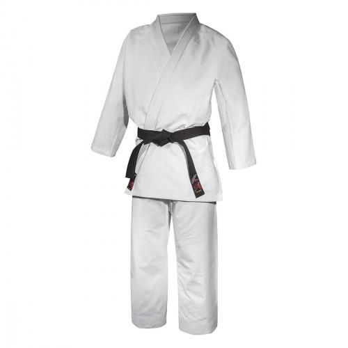 Judo Gi. Entrenamiento. Blanco