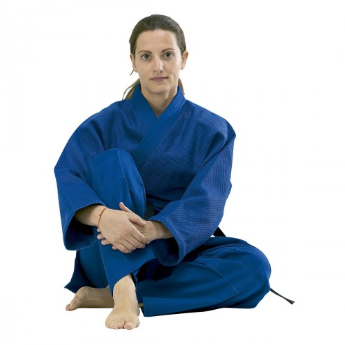 Judo Gi Azul Entrenamiento
