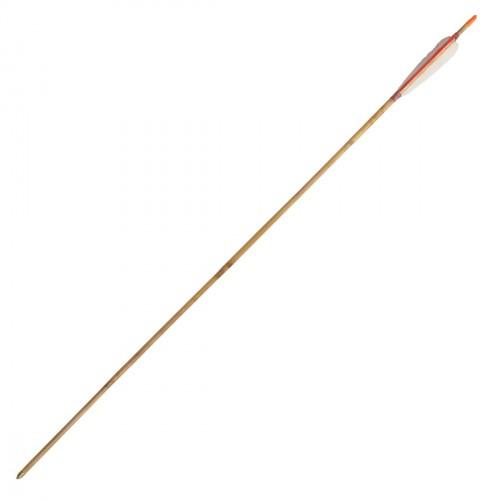 Flechas Kyudo. Con pluma. Para mato
