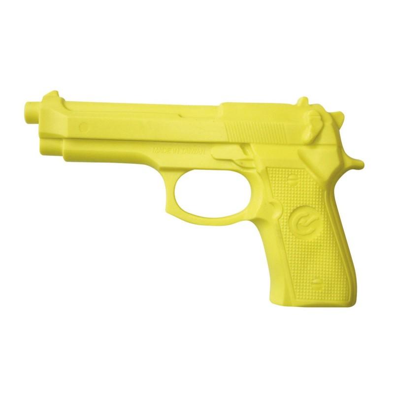 Pistola Entrenamiento TPR. Amarillo