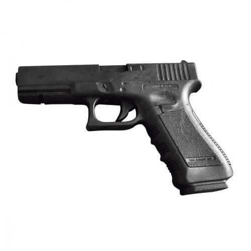 Pistola Entrenamiento. Interior. Glock