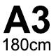 A3 - 180