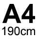 A4 - 190