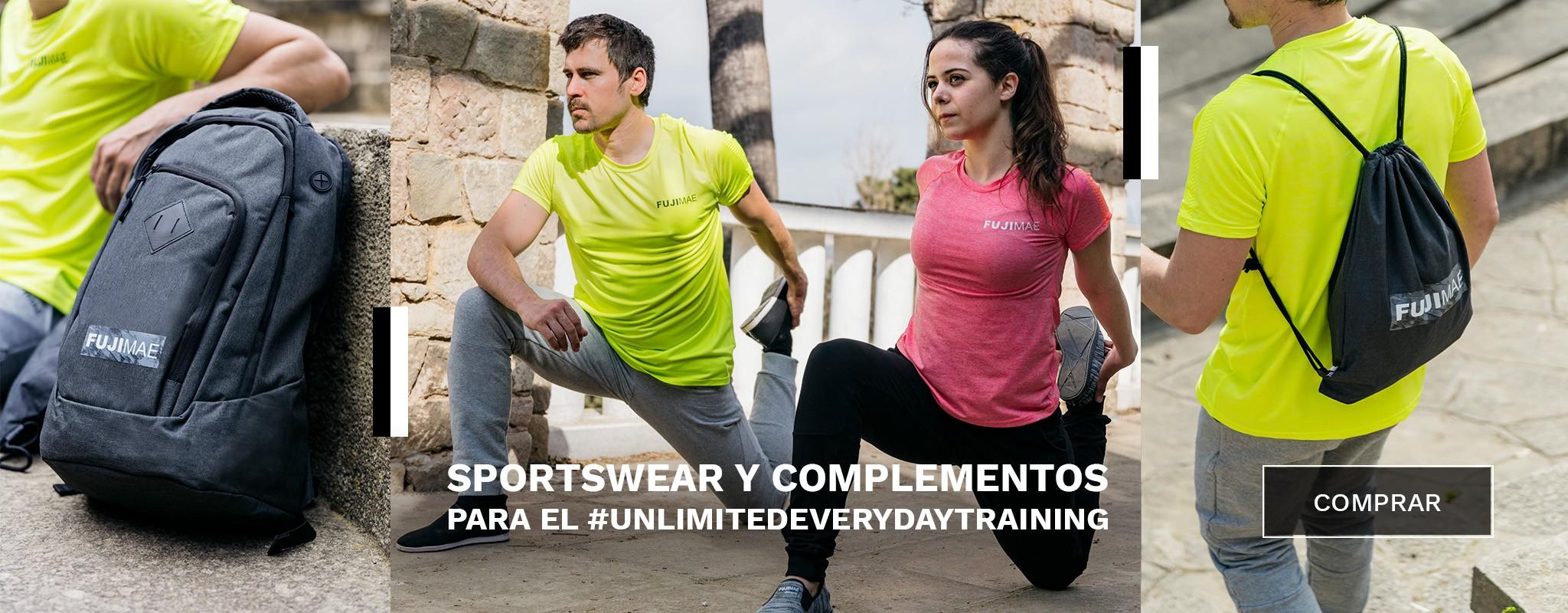 Sportswear y complementos
